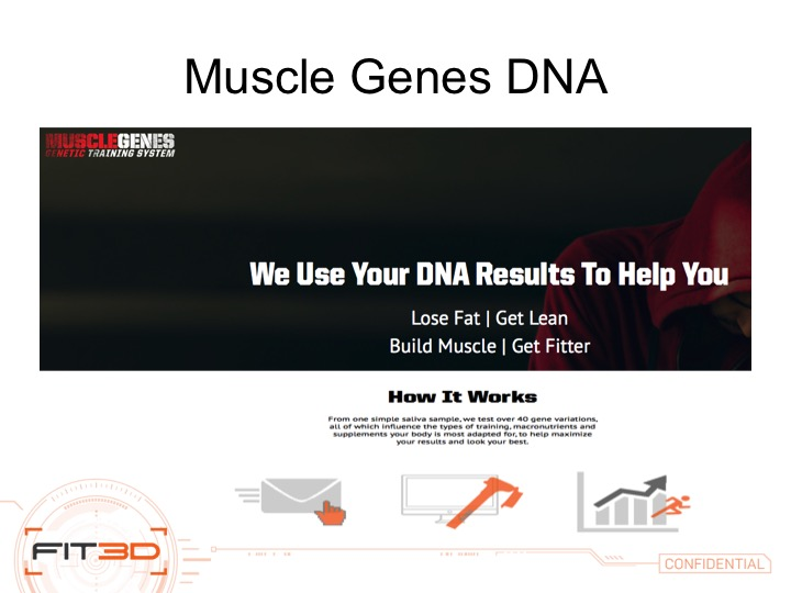 Test your DNA to find out how to boost you're training...