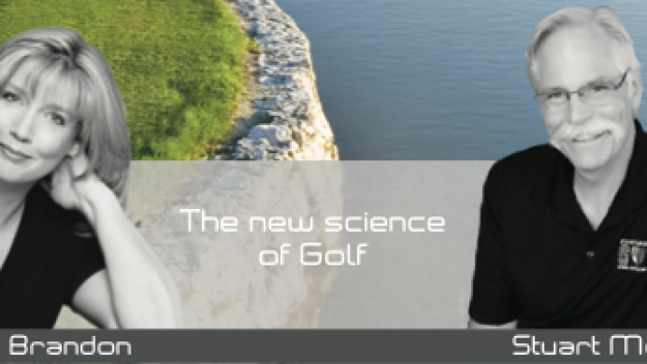 "Dr. Stuart McGill and Lee Brandon Launch Pioneering ""New Science of Golf"""