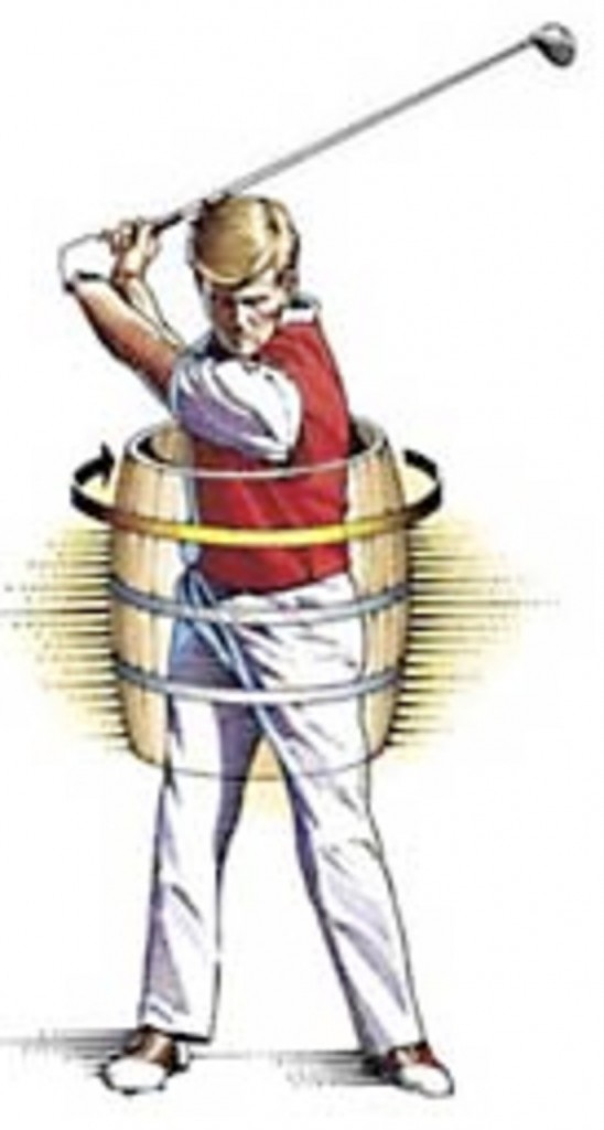 golf In A Barrel