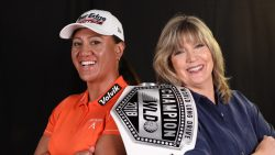 Congratulations PhIllis Meti:  3 Time World Long Drive Champion